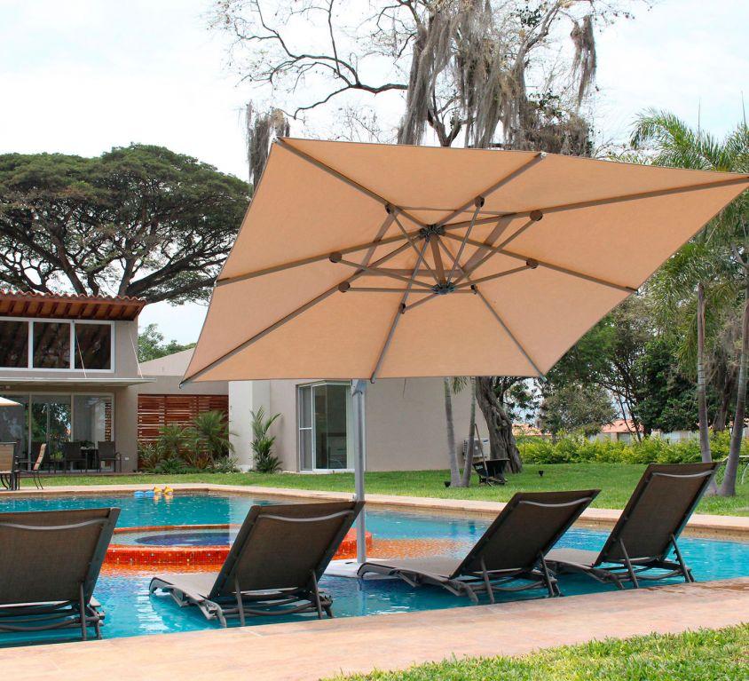 Square Limo Umbrellas