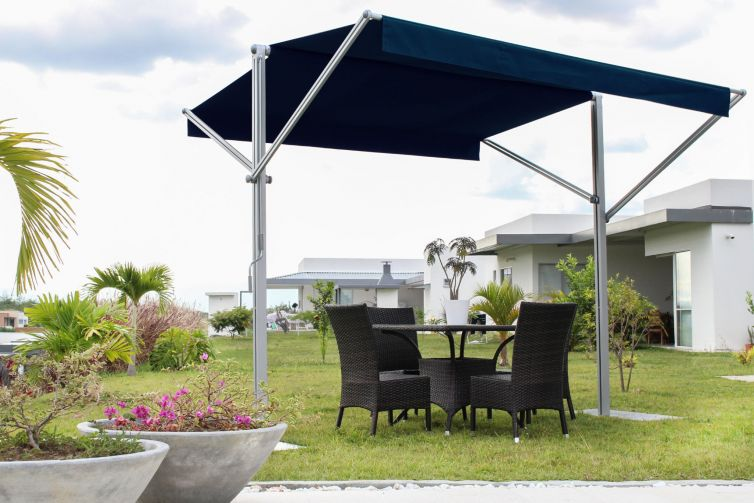 Double Projection Awnings